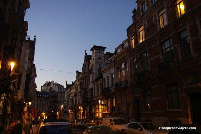 Calles de Bruselas, Bélgica