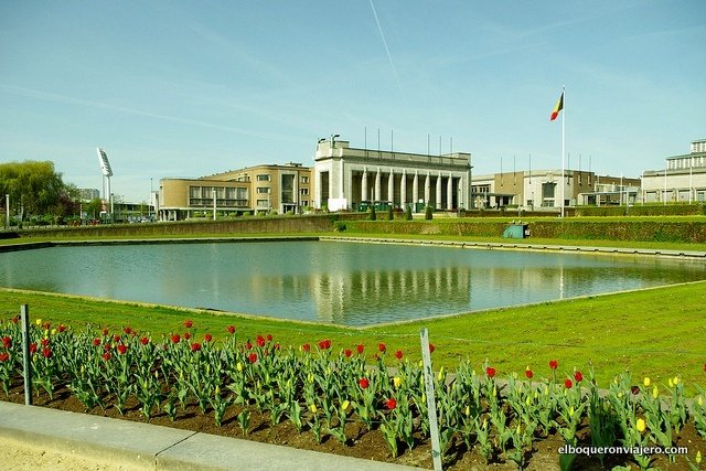 Bruparc en Bruselas, Bélgica