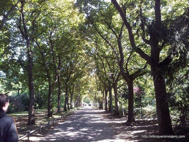 Parque Rosenhöehe en Darmstadt