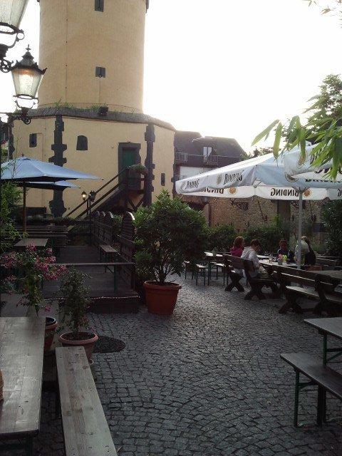 Sachsenhäuser Warte Restaurant