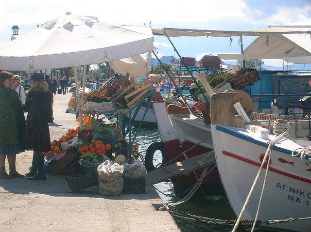 Isla de Egina, Grecia