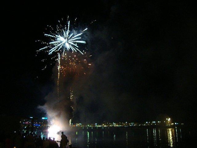 Alicante - Hogueras de San Juan