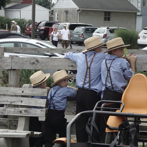 Amish Country, Pennsylvania (USA)