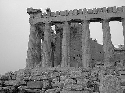 Partenón, algo que hay que ver en Atenas