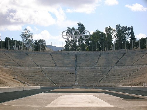 Estadio Olímpico de Atenas, Grecia