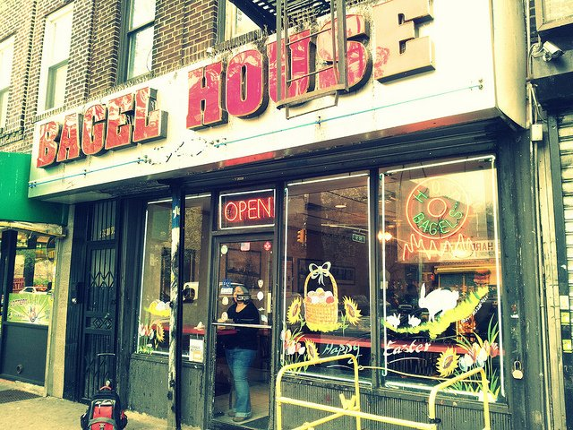 Bagel House, Nueva York