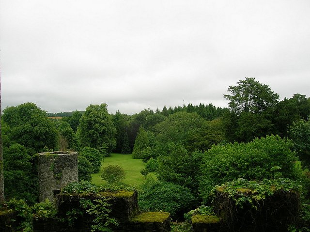 Blarney Castle, Cork (Ireland)