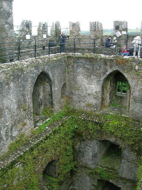 Castillo de Blarney, Cork