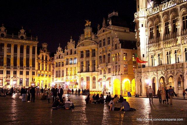 Travel to Ghent (Belgium)