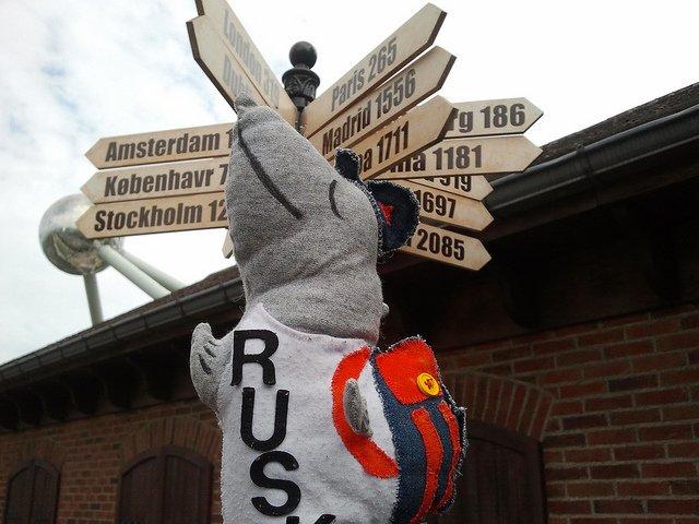 Viajar a Bruselas : Mini-Europe en Bruparck