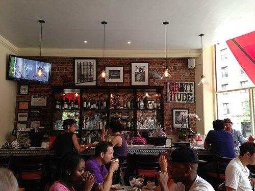 Cedric French Bistro Bar, Harlem (NYC)
