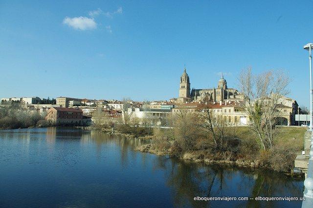 Qué ver en Salamanca, Río Tormes