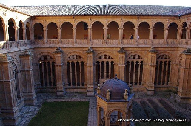 Qué ver en Salamanca, Convento de San Esteban