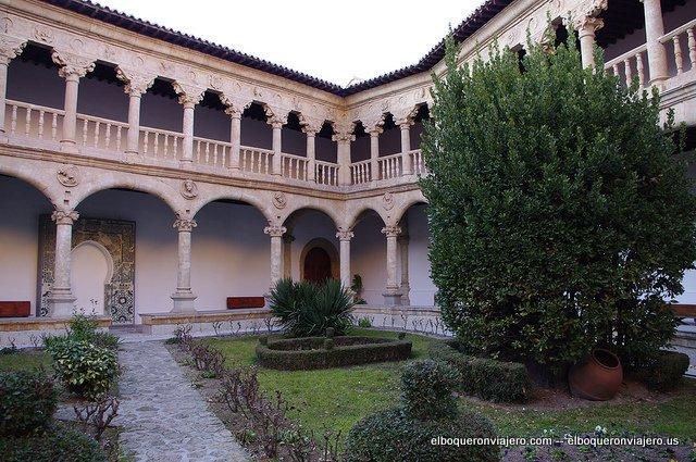 Qué ver en Salamanca, Convento de Dueñas
