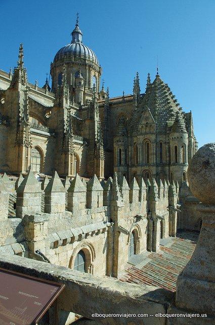 Qué ver en Salamanca, Catedral