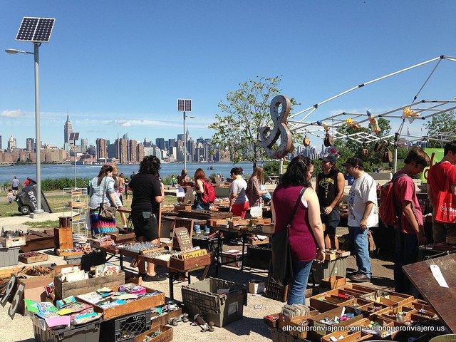 Brooklyn Artists and Fleas, NYC