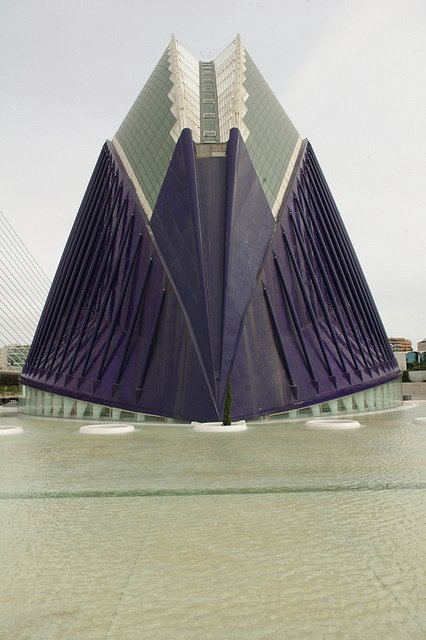 Ágora de la Ciudad de las Artes y Ciencias de Valencia