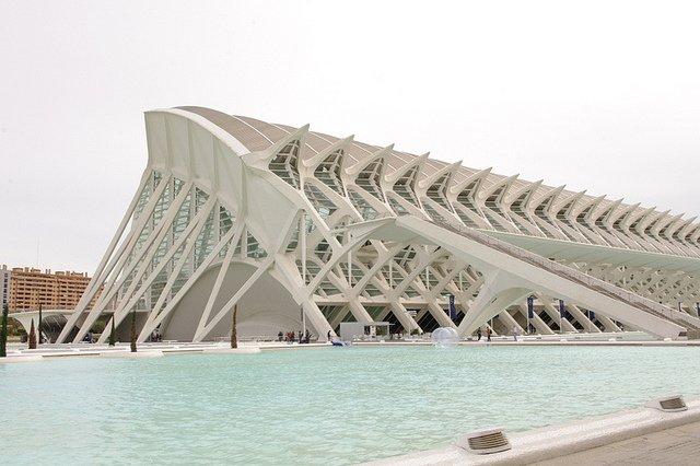 Museo de las Ciencias en la Ciudad de las Artes y Ciencias de Valencia