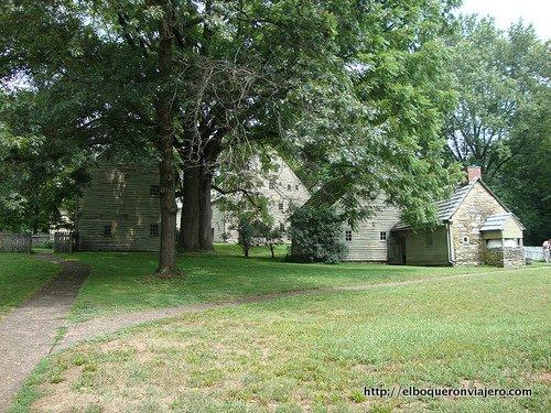 Claustros de Ephrata, Pennsylvania
