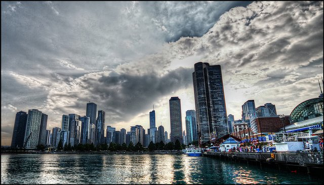 Skyline de Chicago