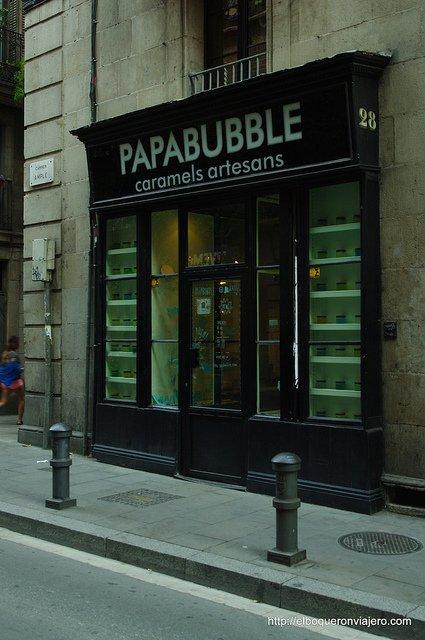 Papabubble, Barcelona
