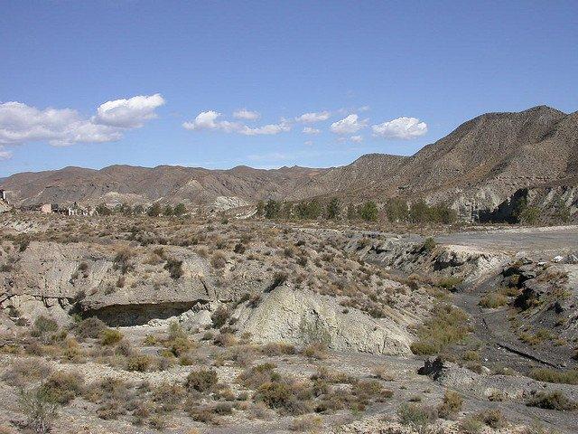Películas para viajar: Desierto de Tabernas, Almería, España