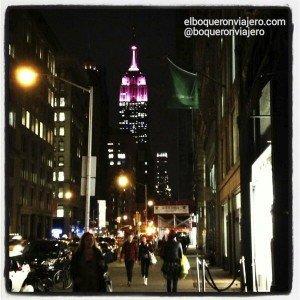 Malagueño en Nueva York
