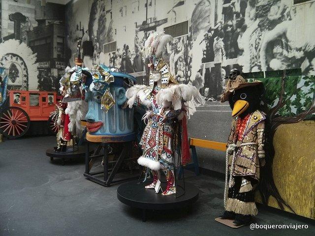 Museo de los Mummers, Filadelfia