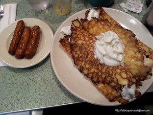 Pamela's Diner, Pittsburgh PA