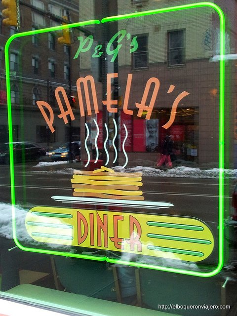 Pamela S Diner The Place To Go For An Authentic