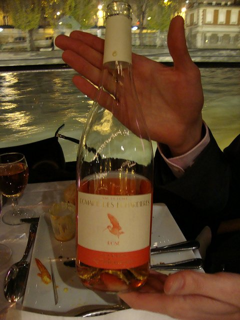 Things to do in Paris, a dinner cruise on the River Seine