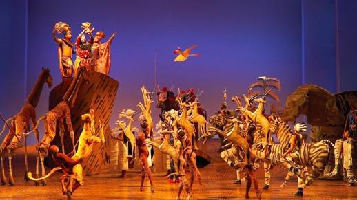 Entradas musical Rey León Broadway