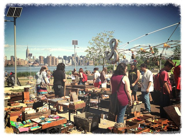 Images of our 2013: Williamsburg Fleas Market, New York