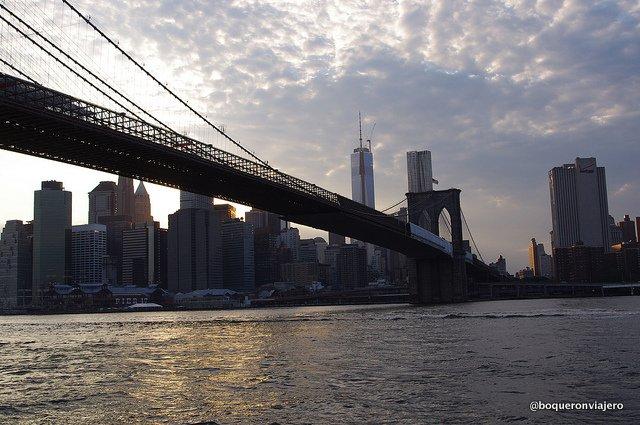 Resumen viajero 2013 : Puente de Brooklyn, Nueva York