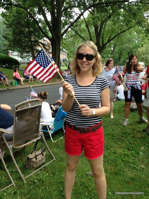 Resumen viajero 2013 : 4 de julio en Estados Unidos
