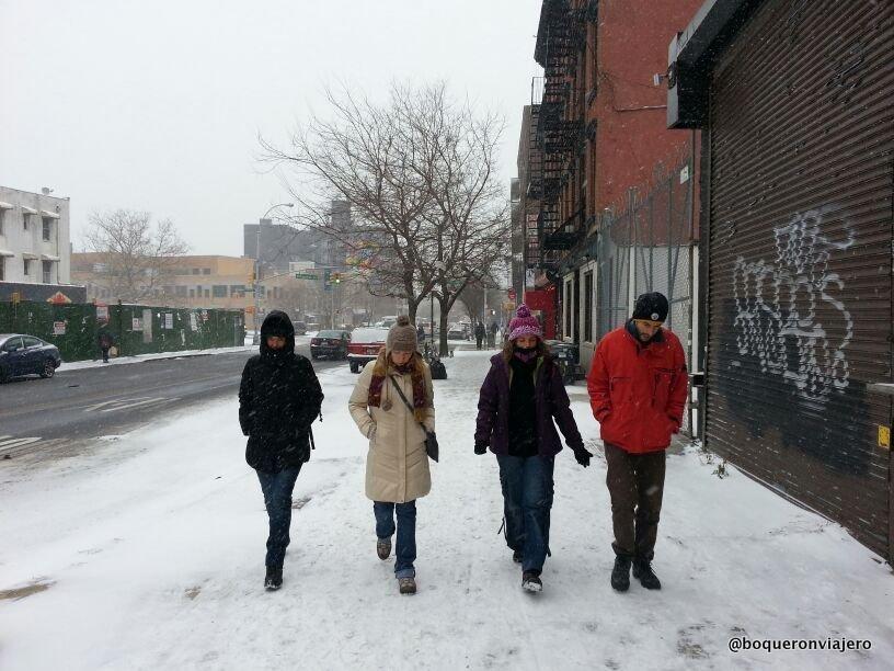 Resumen Viajero 2013 : Brooklyn, Nueva York