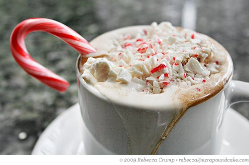 Christmas in New York, Candy Cane by Ezra Pound Cake