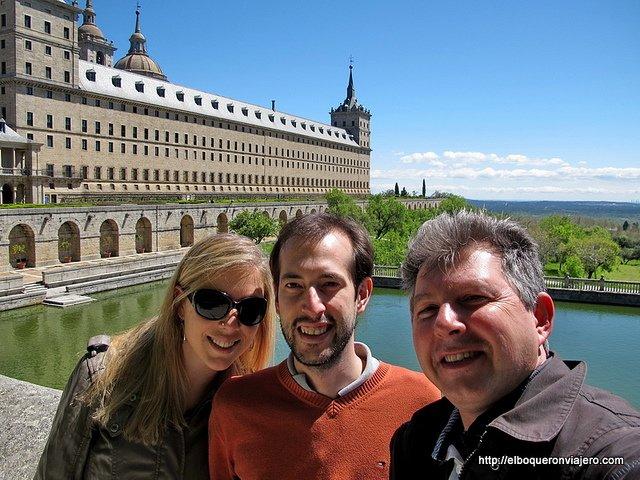 Resumen viajero 2013 : El Escorial Madrid