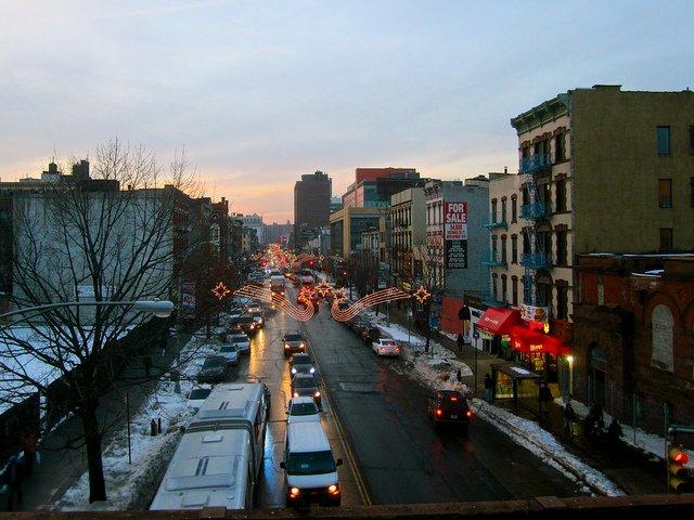 Christmas in New York, Harlem by asaspades101