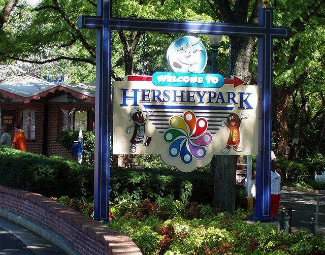 Hershey Park Pennsylvania