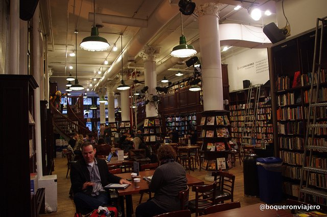 Books and DVDs The Housing Work Bookstore Cafe NYC