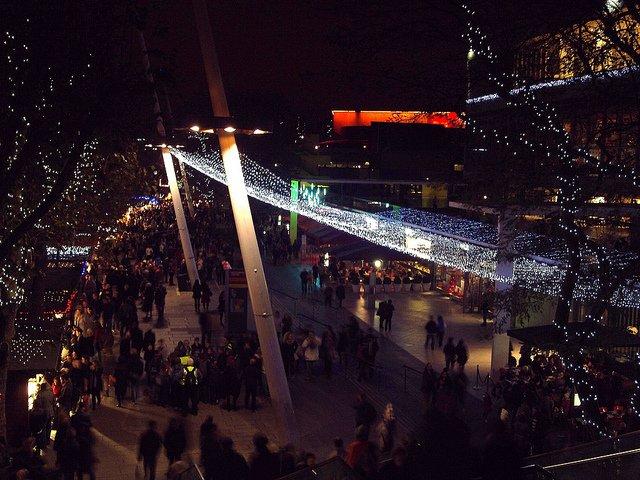 Christmas in New York, Queens by Cybermyth13