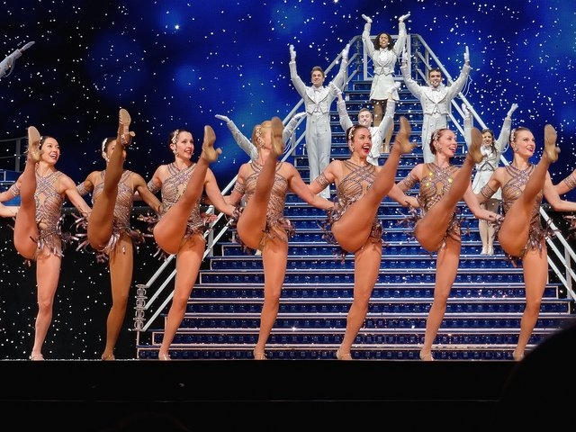 Christmas in New York, Rockettes by ralph and jenny