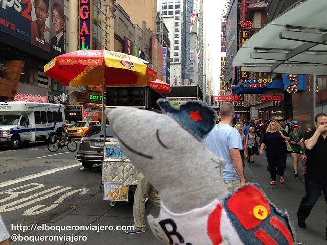Resumen viajero 2013 : Rusko en Nueva York