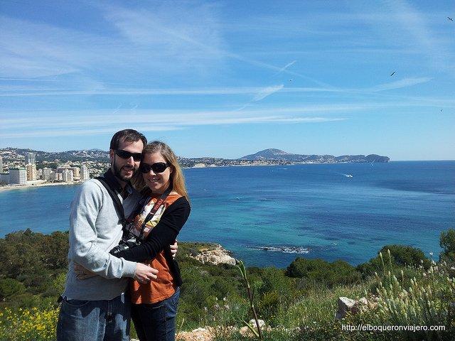 Resumen viajero 2013 : Vistas de Calpe Alicante