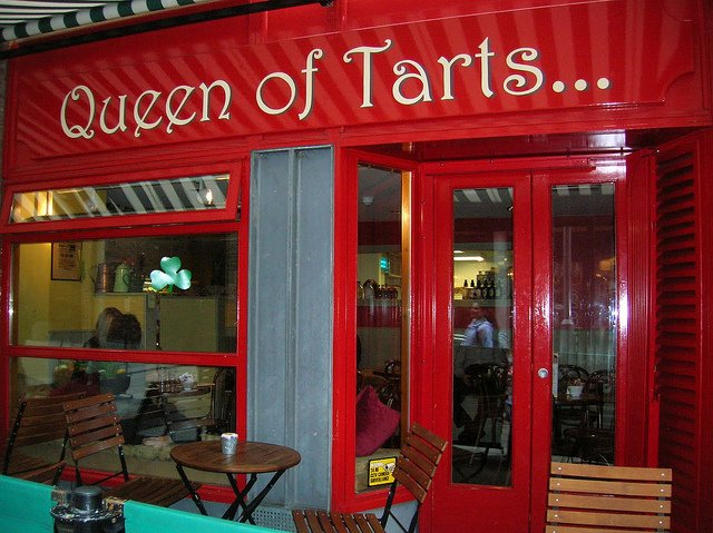 Qué ver en Dublín : La Reina de las Tartas