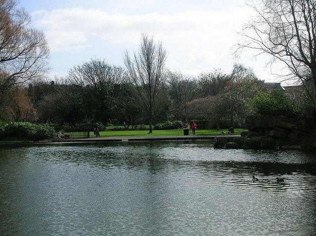 Qué ver en Dublín : St. Stevens Green