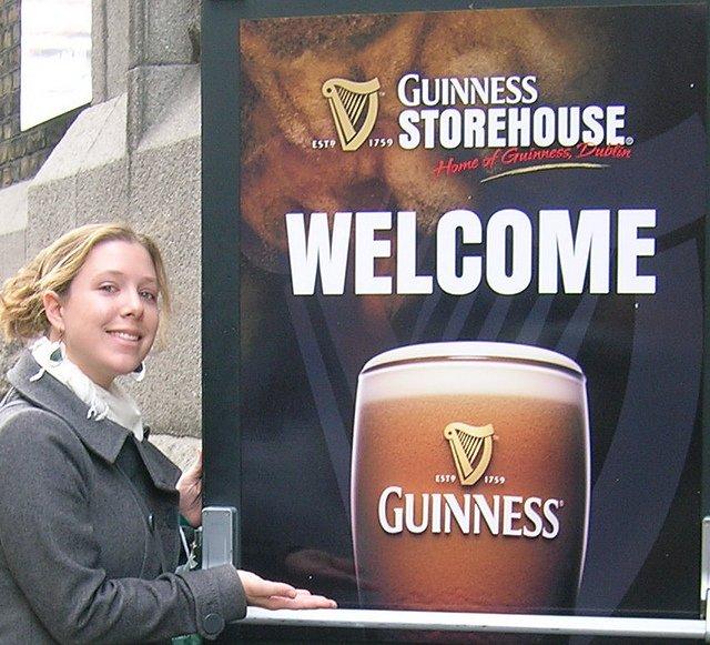 Qué ver en Dublín : Fábrica de Cerveza Guinness
