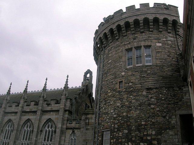 Qué ver en Dublín : Castillo de Dublín