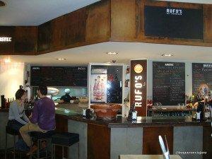 Interior Bar Rufos, Calle Van Dyck Salamanca